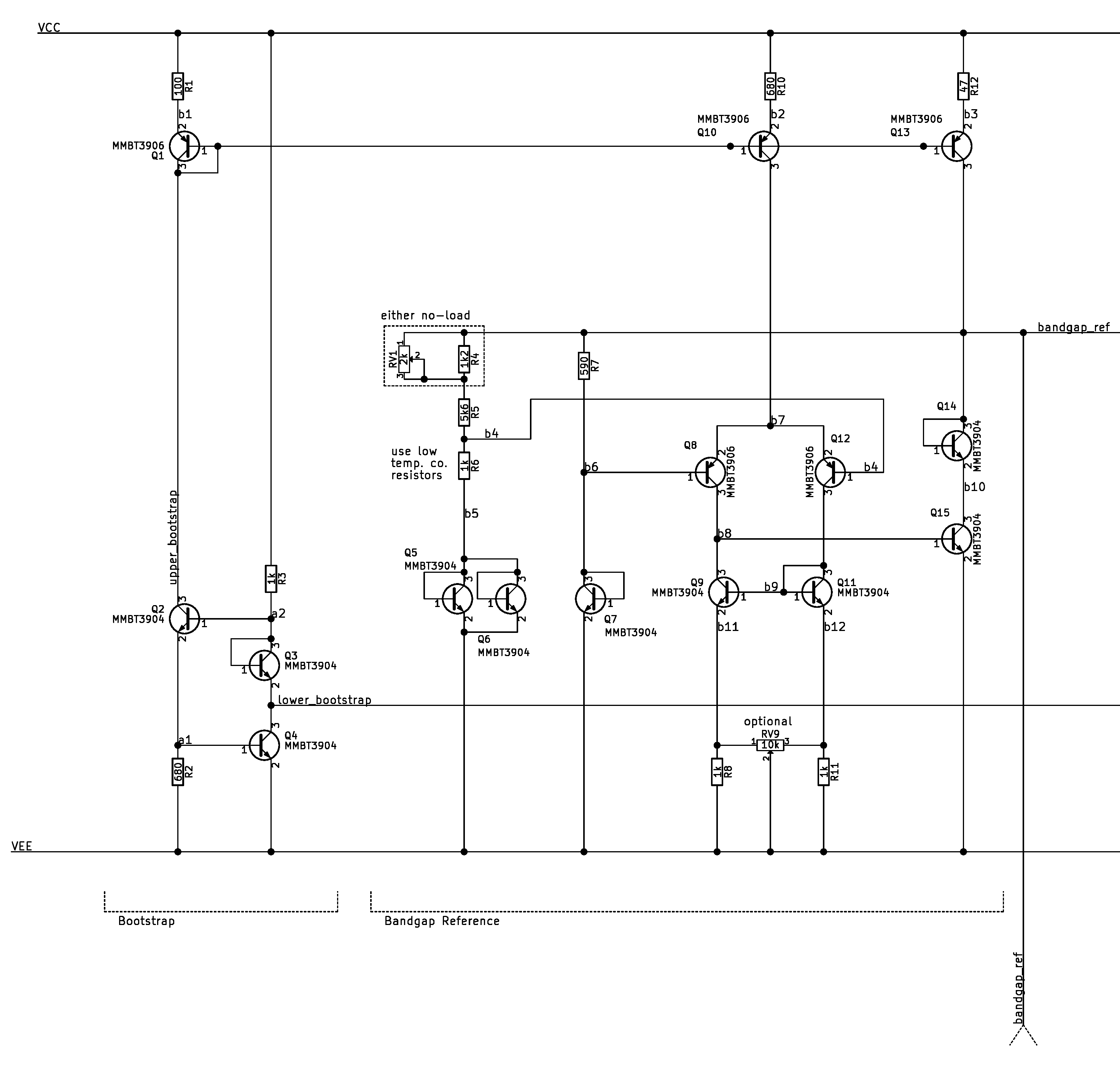 High Frequency Transistorized Function Generator Block Diagram Of Fgc 200 Bootstrap With Bandgap