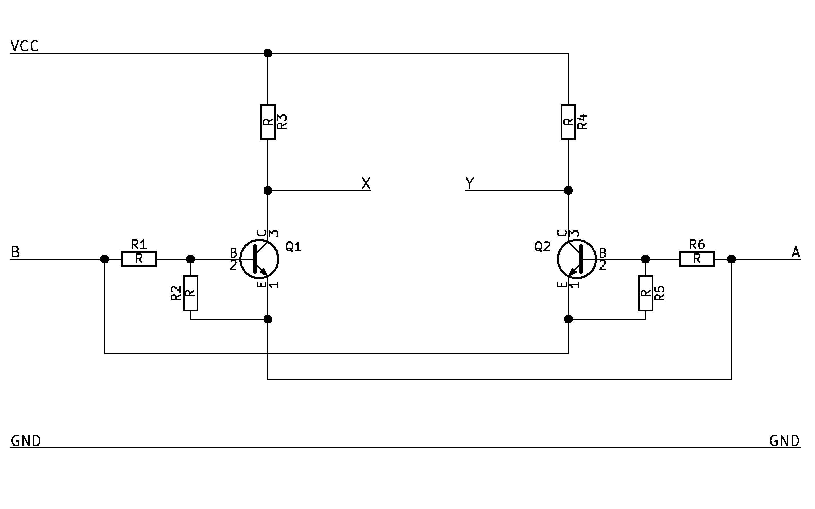 A Circuit for H-Bridge Logic Reduction on